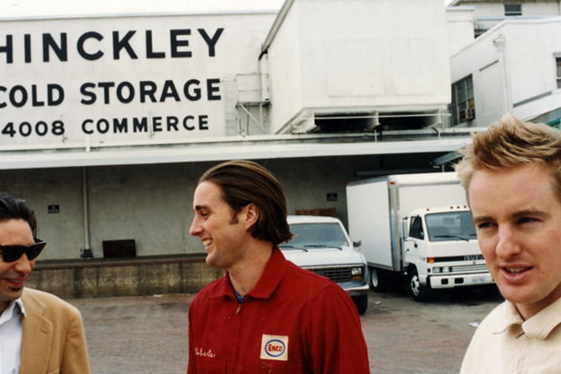 A scene from the first Wes Anderson film Bottle Rocket, via the blog Ultimate Classic Rock.