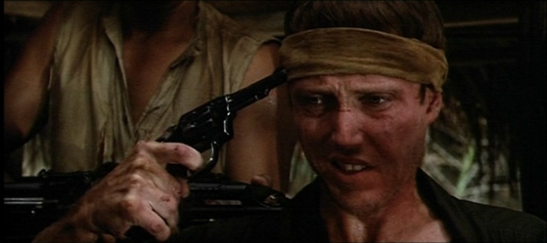 "Christopher Walken in ""The Deer Hunter."""