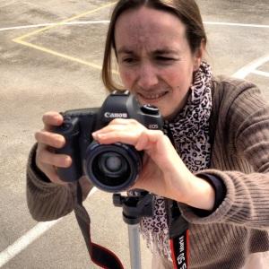 My portrait of AP journalist Gosia Wozniacka kicked off the series.